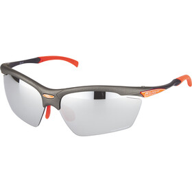 Rudy Project Agon Okulary rowerowe, graphite - rp optics laser black